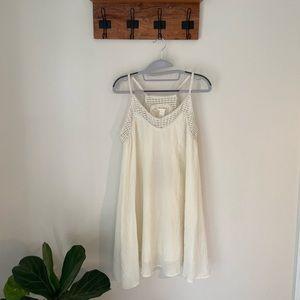 H&M Dress, bohemian and flowy!